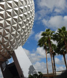 Disney Epcot Florida concentrare Fotografie Stock