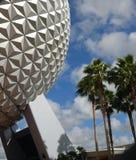 Disney Epcot la Florida de centro Fotos de archivo