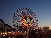 Disney-Erlebnispark Kalifornien Lizenzfreie Stockfotografie