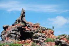 Disney-Felsen Lizenzfreies Stockbild