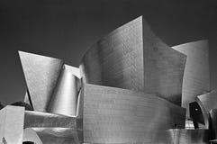Disney filharmoniska Hall Arkivbilder