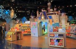 Disney font des emplettes dans Shanghai Pudong Chine Images stock