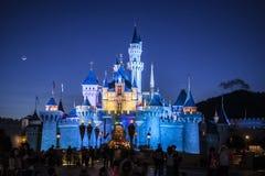 Disney fortifica Immagini Stock Libere da Diritti