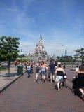 Disney fortifica Fotografie Stock