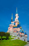 Disney fortifica Disneyland Parigi Fotografia Stock Libera da Diritti