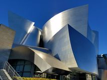Disney  hall Stock Photography