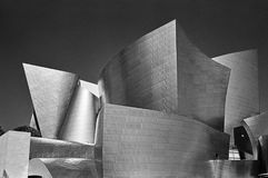 Disney Hall philharmonique Images stock