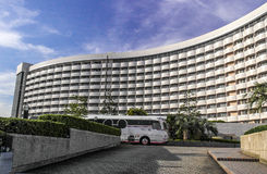Disney-Hotel in Tokyo Royalty-vrije Stock Foto