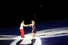 Disney on Ice, Cinderalla, Des Moines, Iowa, November 2015 Stock Photos