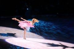 Disney on Ice, Cinderella, Des Moines, Iowa, November 2015 Royalty Free Stock Image