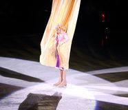 Disney on Ice, Rapunzel, Des Moines, Iowa, November 2015 Royalty Free Stock Photo