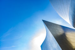Disney-Konzertsaal-Minimalismusfoto Lizenzfreies Stockfoto