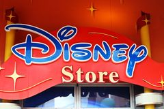 Disney lager fotografering för bildbyråer