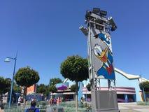 Disney land Arkivfoton