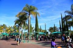 Disney Land Entrance Royalty Free Stock Image