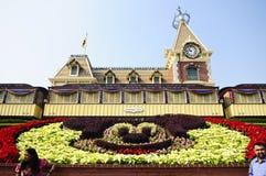 Disney-Land-Garten Lizenzfreie Stockfotos