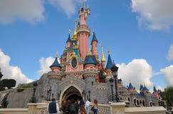 Disney-Land Parijs Stock Fotografie
