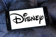 Disney logo Royalty Free Stock Photography