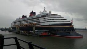 Disney magi som anslutas i Liverpool 2016 Arkivbilder