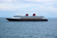 Disney Magic Cruise Ship Sea Ocean stock images