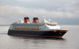Disney magic cruise ship Stock Photography