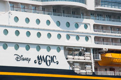 Disney-Magie Lizenzfreie Stockbilder