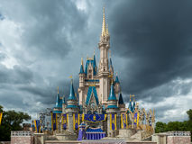 Disney magii królestwo Obrazy Stock
