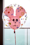 Disney Mickey Mouse balloon from Hong Kong Disneyland Royalty Free Stock Images