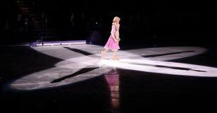 Disney na lodzie, Rapunzel, Des Moines, Iowa, Listopad 2015 Obrazy Royalty Free