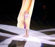Disney na lodzie, Rapunzel, Des Moines, Iowa, Listopad 2015 Zdjęcie Royalty Free