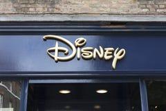 Disney-Opslag shopfront in York, Yorkshire, het Verenigd Koninkrijk - vierde Stock Foto