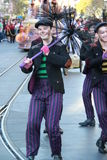 Disney Parade - Mary Poppins Chimney Sweep Royalty Free Stock Photography