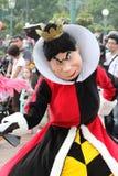 Disney parade in hong kong Royalty Free Stock Image