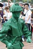Disney parade in hong kong Stock Photo