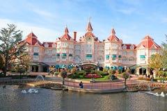 Disney Parijs Royalty-vrije Stock Fotografie