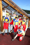 Disney Pinocchios Stock Image