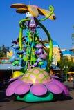 Disney Pixar ståtar - felliv royaltyfria bilder