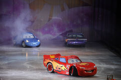 Disney/Pixar's CARS Royalty Free Stock Images