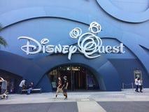Disney Quest. Located in Disney Springs, Orlando, Floriada royalty free stock photo
