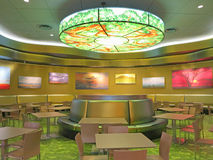 Disney's Art of Animation Food Court Stock Images