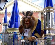 Disney's Beast Character At Disney World Stock Photography