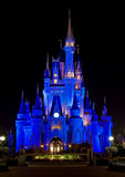 Disney's Cinderella Castle Royalty Free Stock Photo