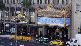 Disney's El Capitan Theater stock footage