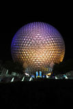 Disney's Epcot Center Stock Photo