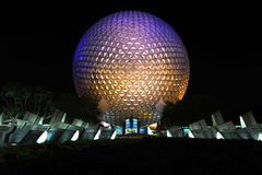 Disney's Epcot Center Royalty Free Stock Photo