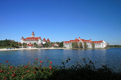 Disney's Grand Floridian Stock Image
