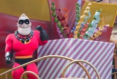 Disney's Magic Kingdom Stock Image