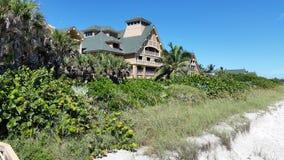 Disney's Vero Beach Resort. On a clear blue sky day Royalty Free Stock Photo