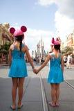 Disney-Schloss Lizenzfreie Stockbilder