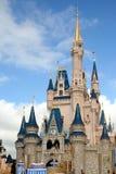 Disney-Schloss Stockbild